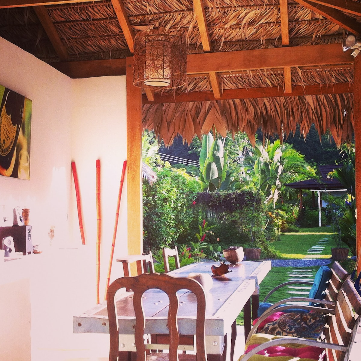 Lilan Nature, Guest House for rent.