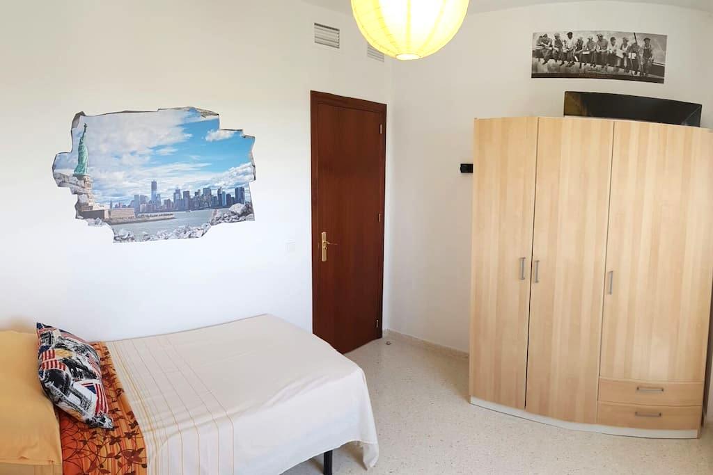 Habitación individual en Sevilla - Sevilla - Wohnung