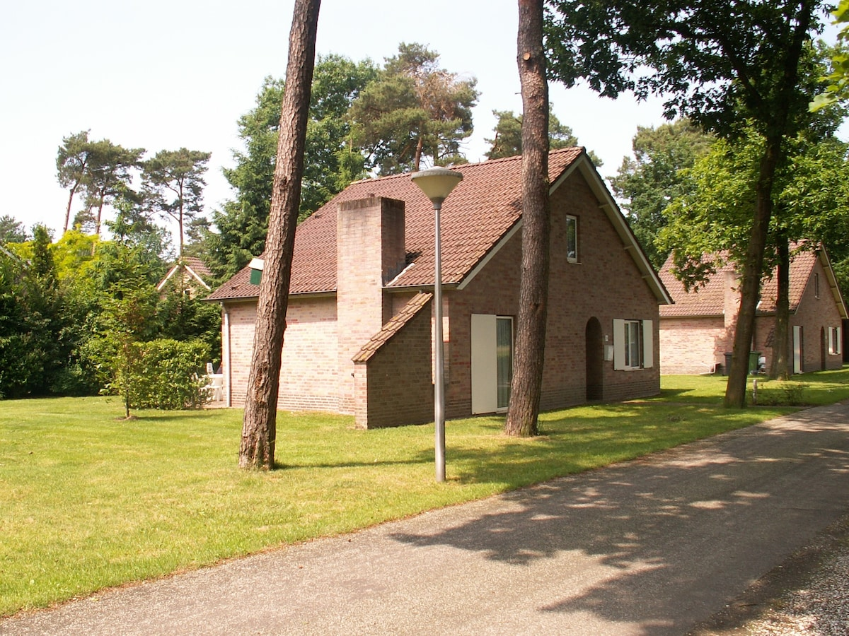 Bungalows Oisterwijk (4persoons)