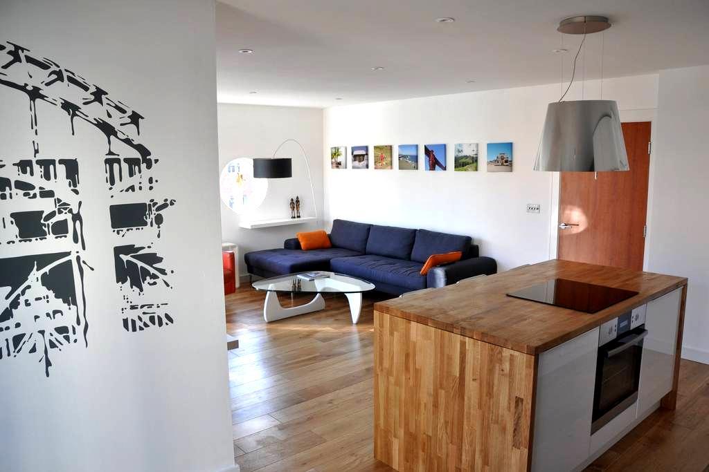 Modern Quayside Apartment Newcastle - Gateshead - Apartamento