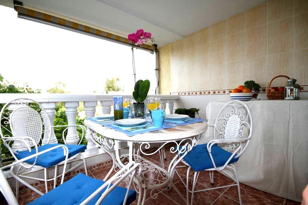 Casa acogedora para disfrutar del sol y la playa. - San Fulgencio - Haus