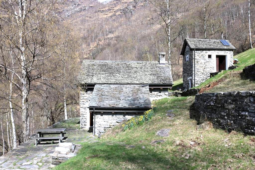 Rustico Valle Onsernone - Cavigliano