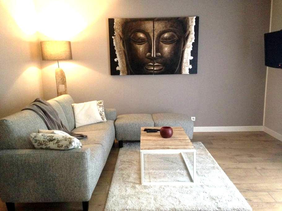 chambre dans joli appartement proche bordeaux lac - Bruges - Flat