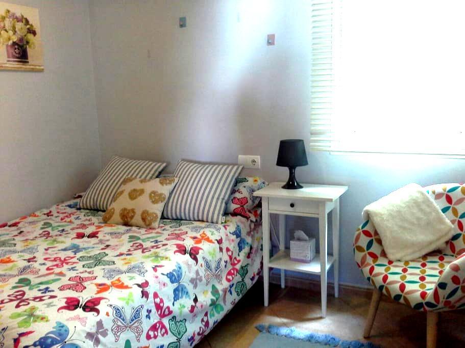 Cómoda habitación doble Ciutadella. - Ciutadella de Menorca - Apartment