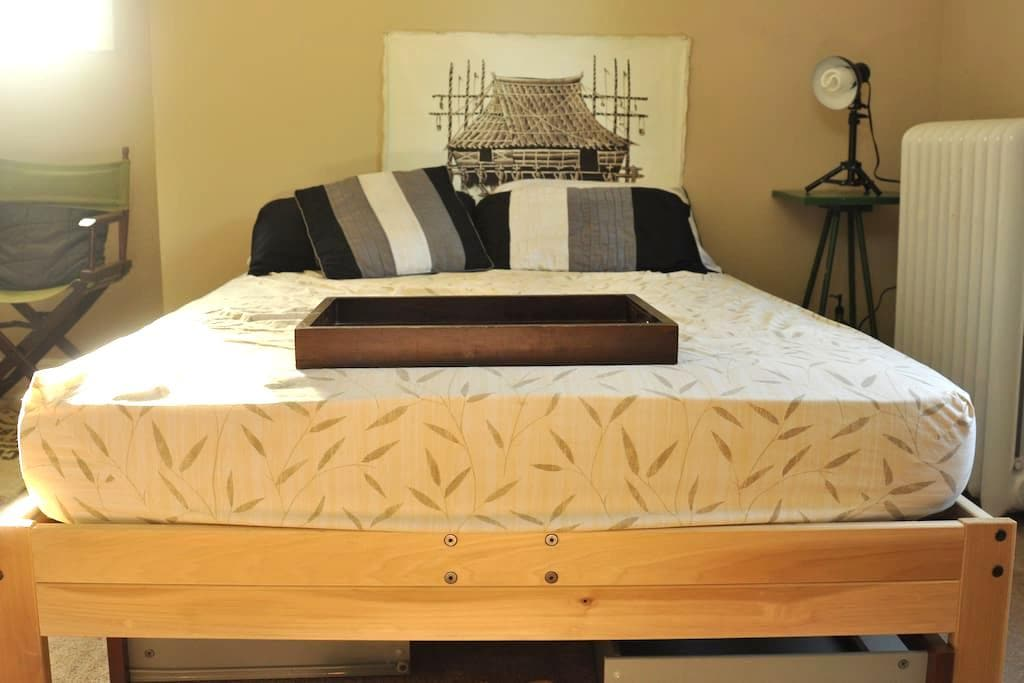 Two-Room Upstairs Suite with Full Bath - Baltimore - Casa