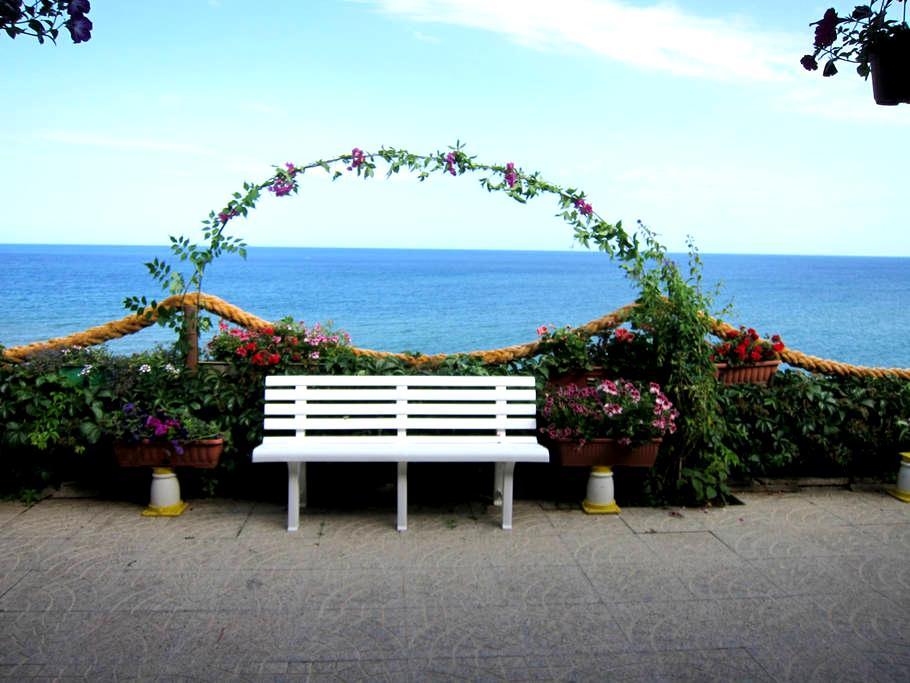 Villa con accesso diretto in Spiaggia - Le Cannella - Вилла