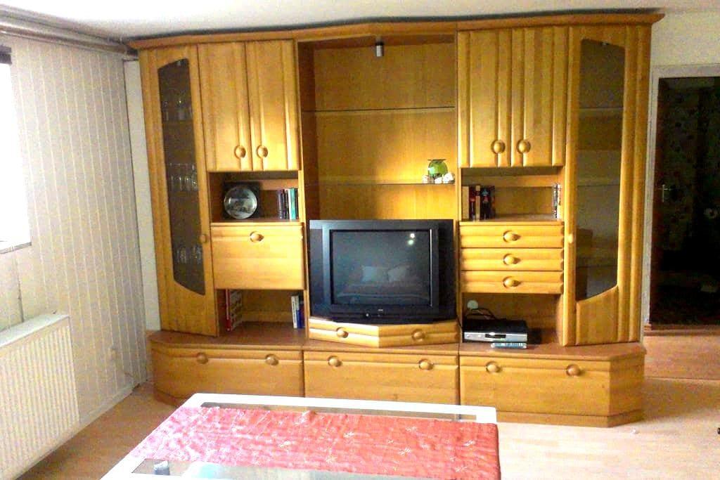 Living in the suntrap Nidderau - Nidderau - Apartamento