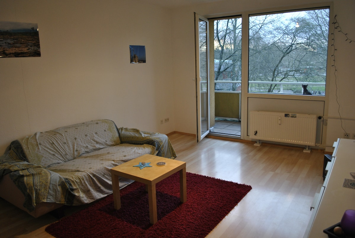 Accommodation in Mainz