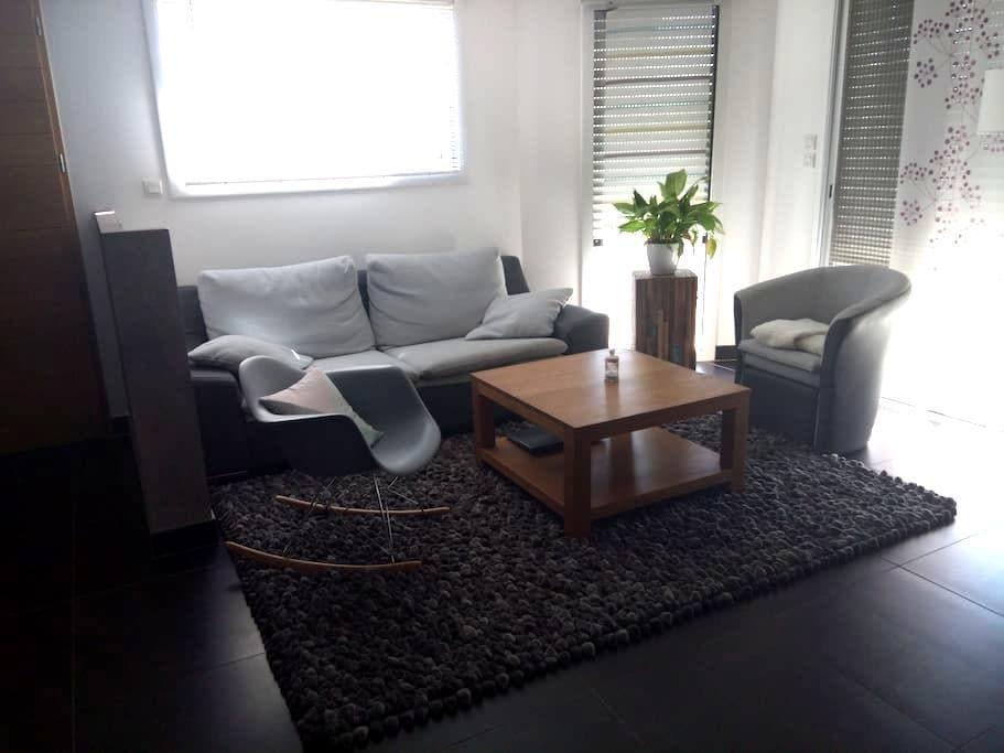 Chambre privée chez les bretons - Kervignac - House