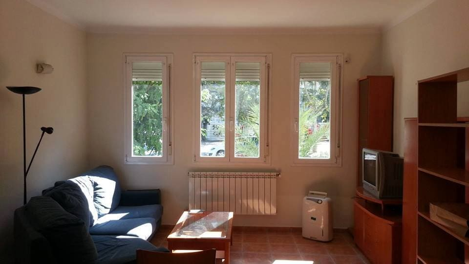Double room near the train station