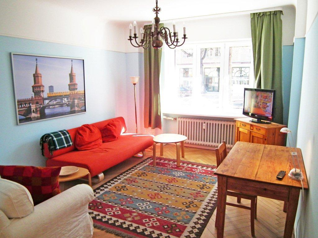 Central Berlin Holiday Apartment