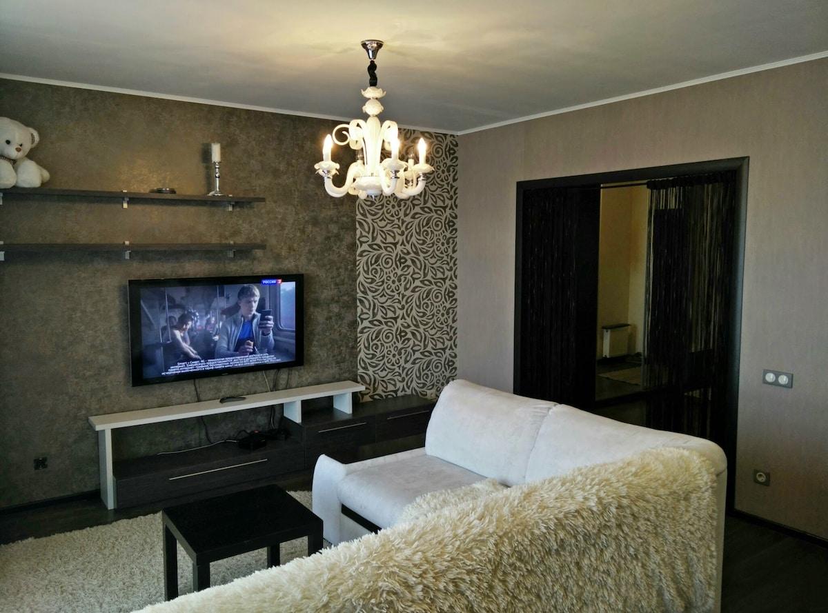 Luxury apartment in Perm center