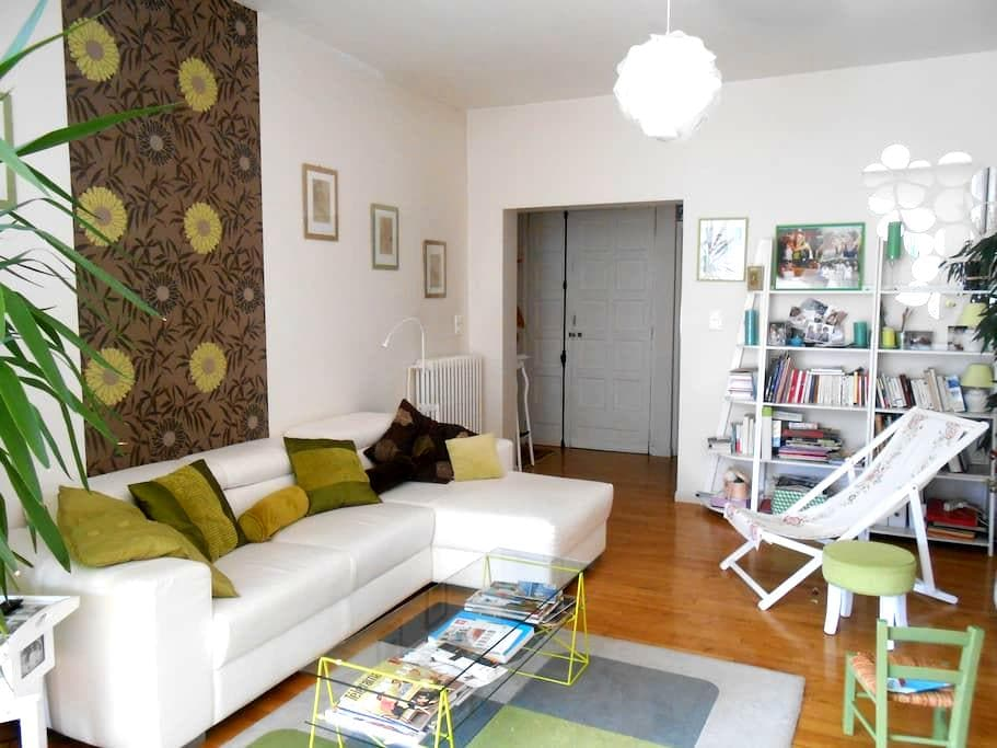 vaste appart au coeur de Lourdes - Lourdes - Apartment