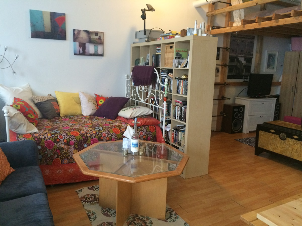 Huge Studio in Heart of Bushwick