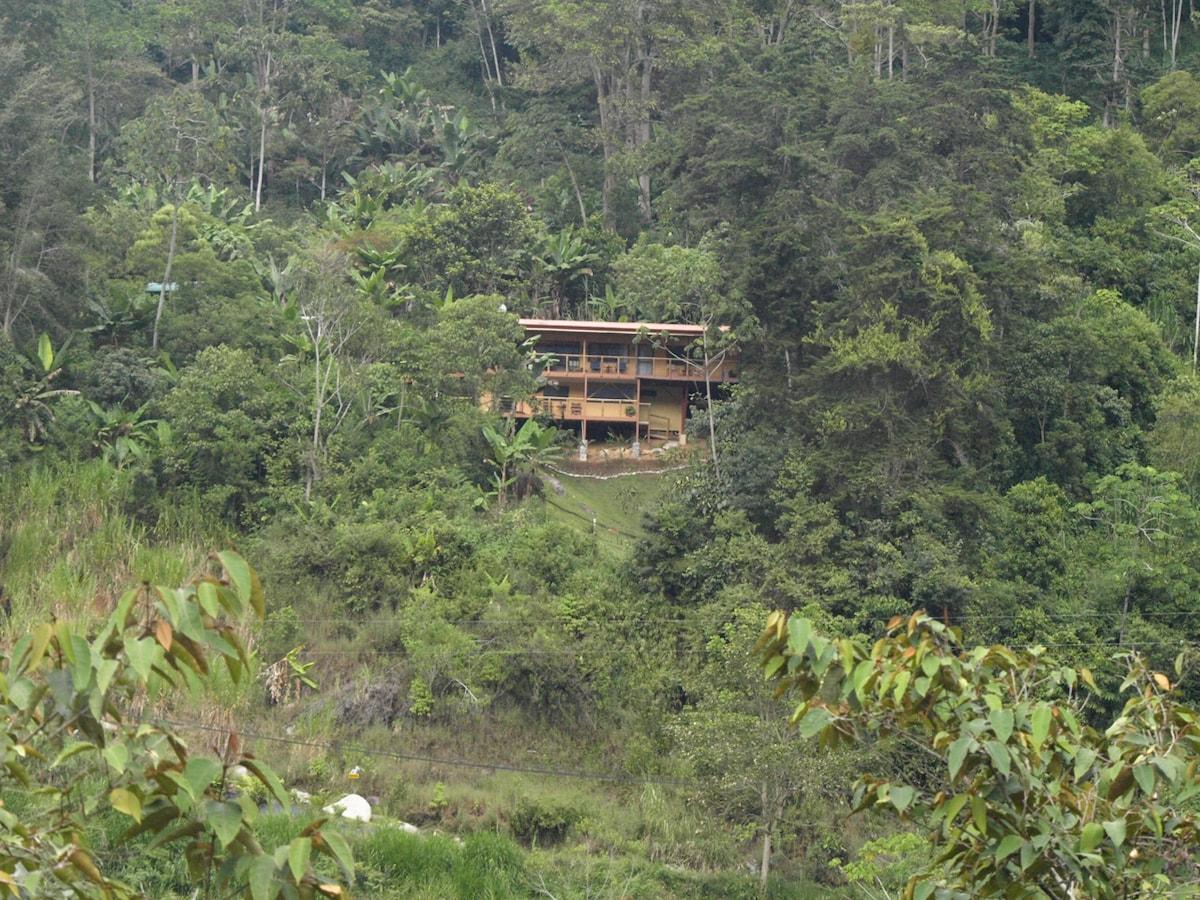 Linda Vista near Parque Chirripó