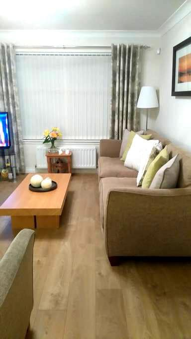 Bright Single Peaceful Room, Breakfast Included, - Dundee - Casa