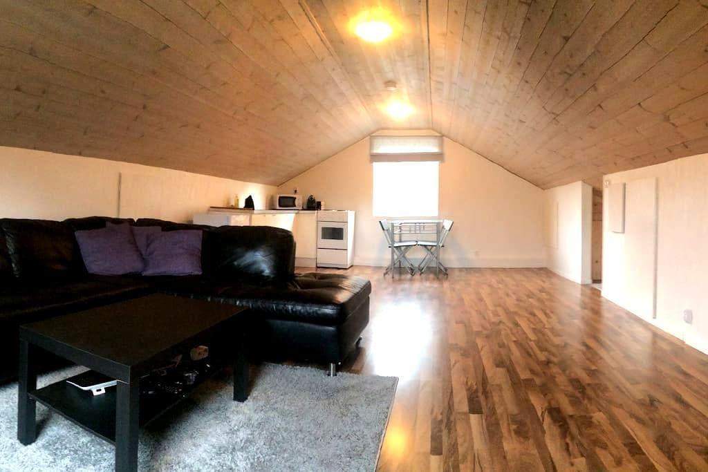 Freestanding apartment - Haugesund - Daire