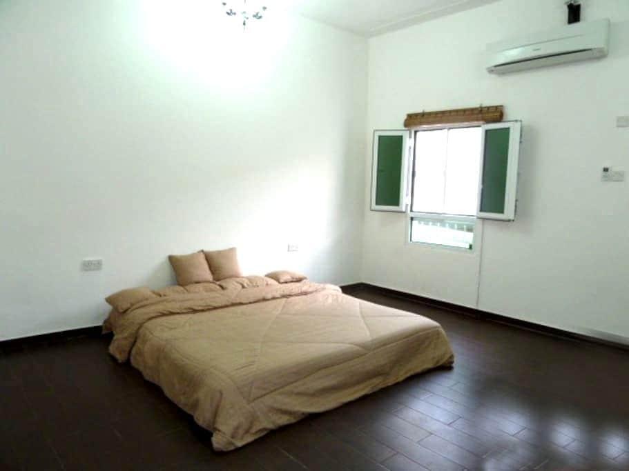 Omani family opens its home to you - Nizwa - House