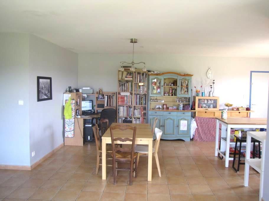 maison au coeur de la campagne gersoise - Caillavet - Talo