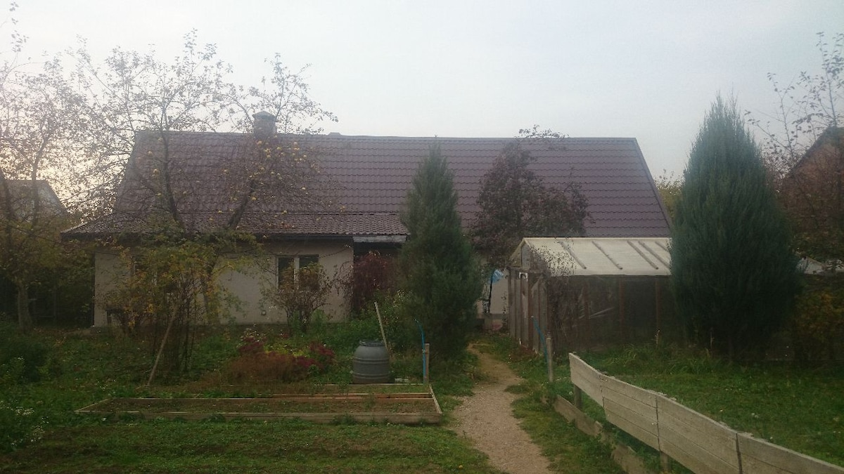 Домик 5 км от Минска, Боровляны