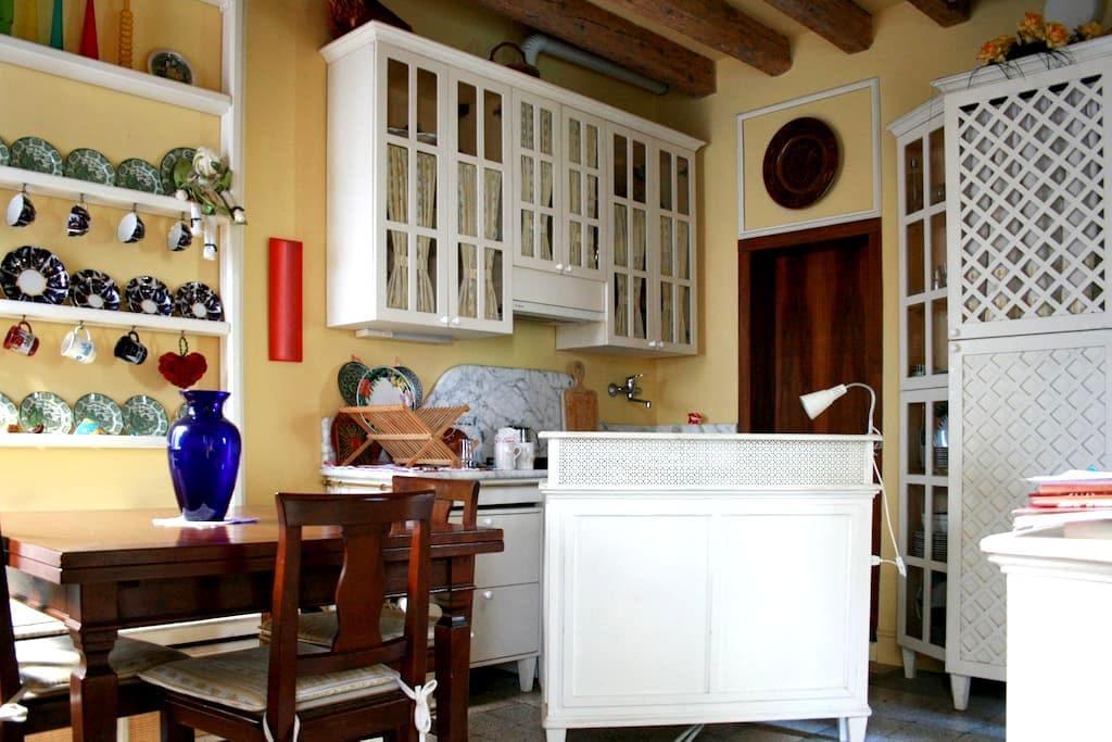 NEW! Double room + private bathroom - Venice - House