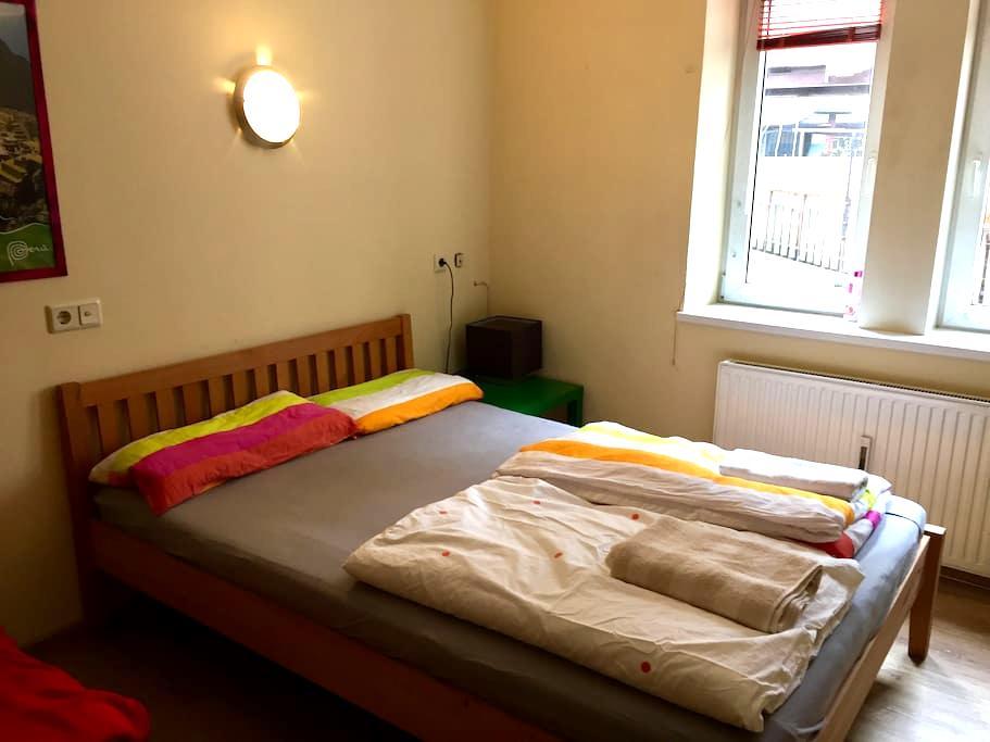 cozy, privat 17m² room in the heart of Innsbruck - Innsbruck - Apartment