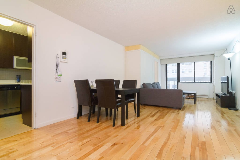2BR Spacious Central NYC Midtown