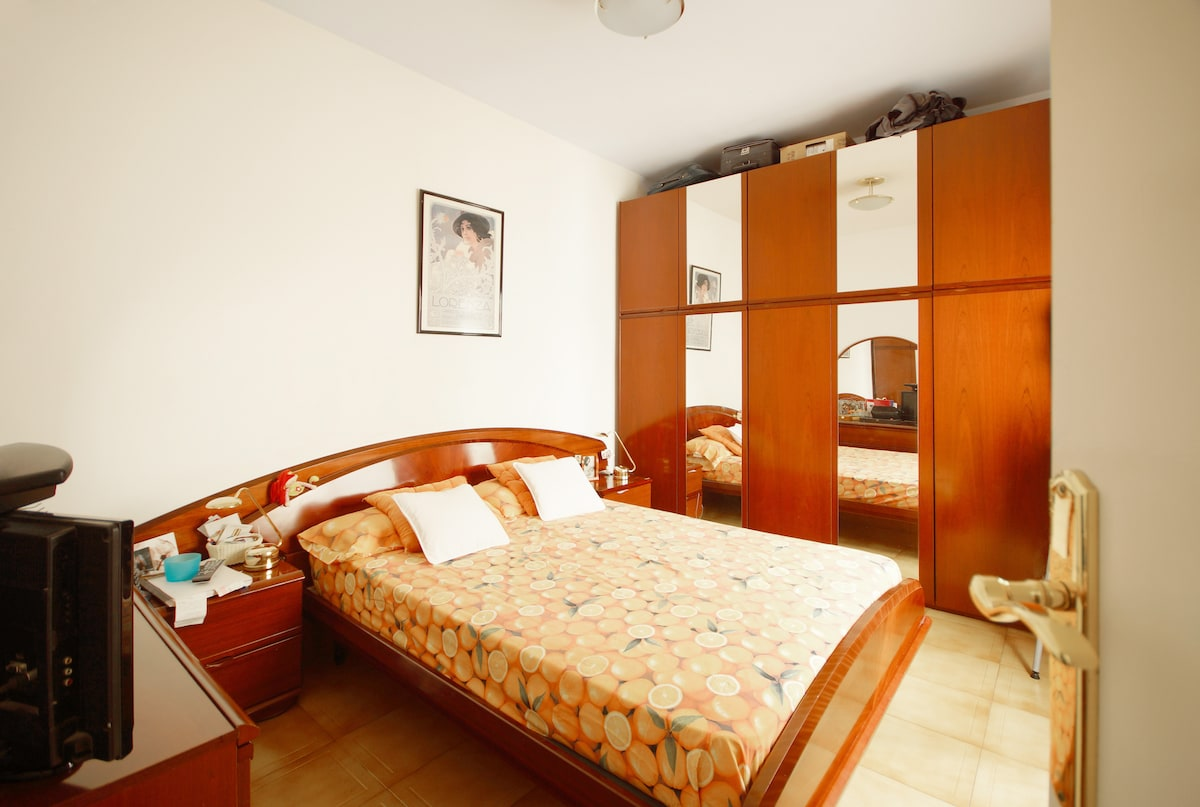 Beautiful rooms in Barcelona enjoy