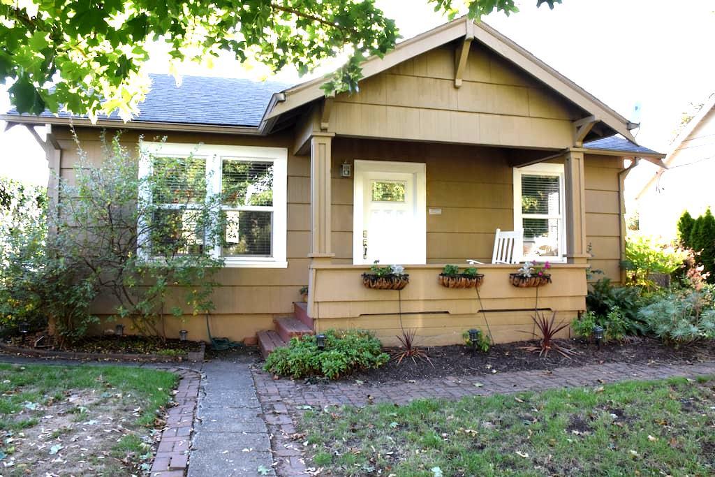 St. Johns Bungalow - Portland - Huis