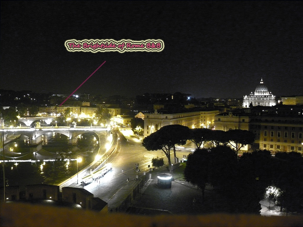 BB Trastevere&Vatican:VERY CENTRAL!
