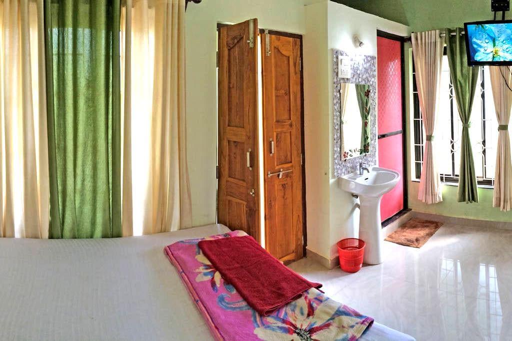 Room 1 on 2nd floor - Arambol - Konukevi