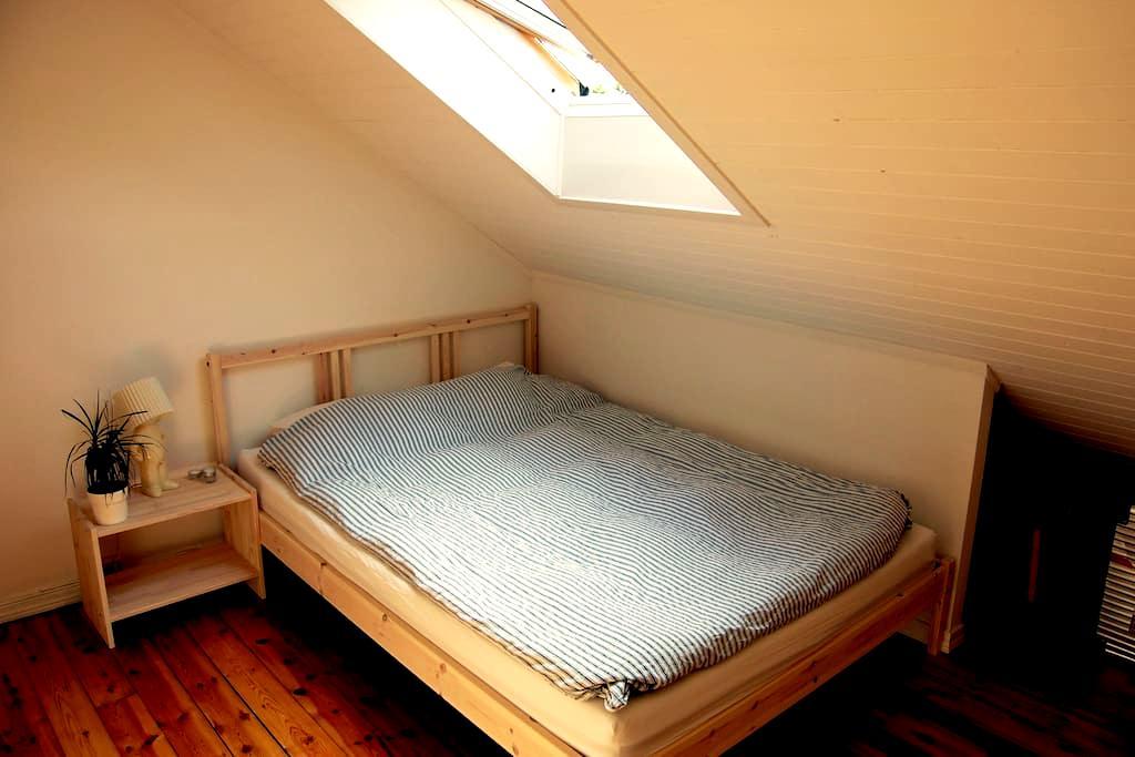 Bright cozy room w/ many amenities - Kristiansand - Apartamento