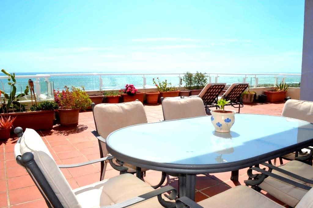 Seaview duplex loft apartment - Almerimar