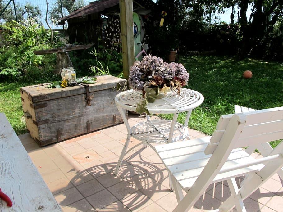 casa con giardino famiglie Toscana - 馬薩(Massa)