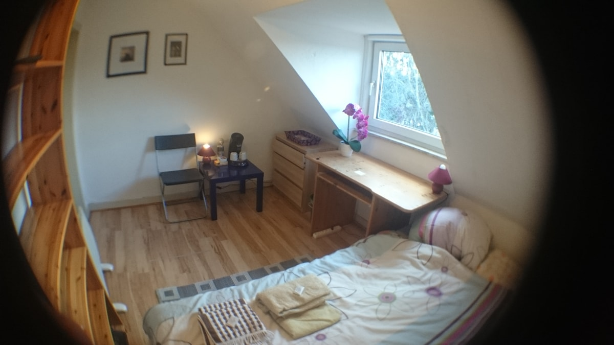 separate room, 5min to CITY/STATION