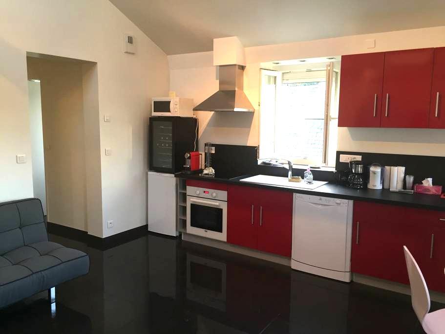 Appartement 2 chambres plein centre - Duclair - 公寓
