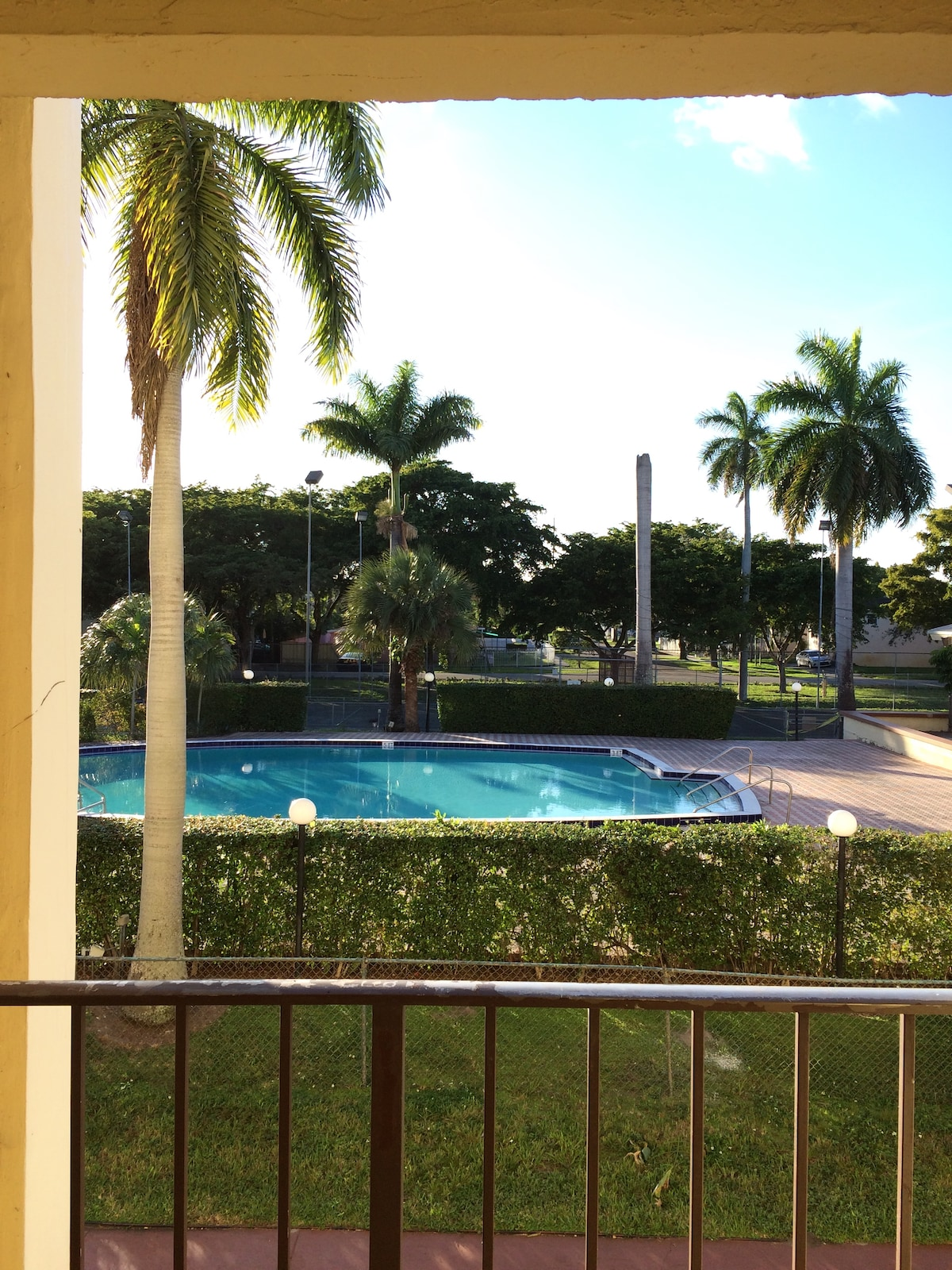 Large Room on Miami Outskirts