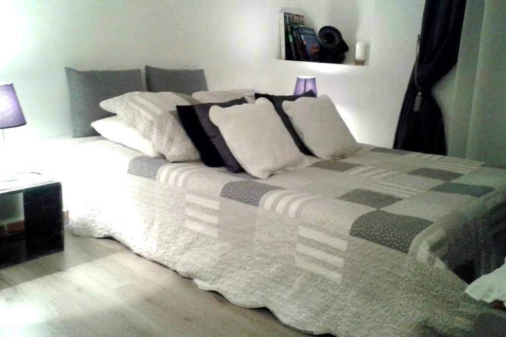 Gite luberon appart indépendant - Robion - Apartment