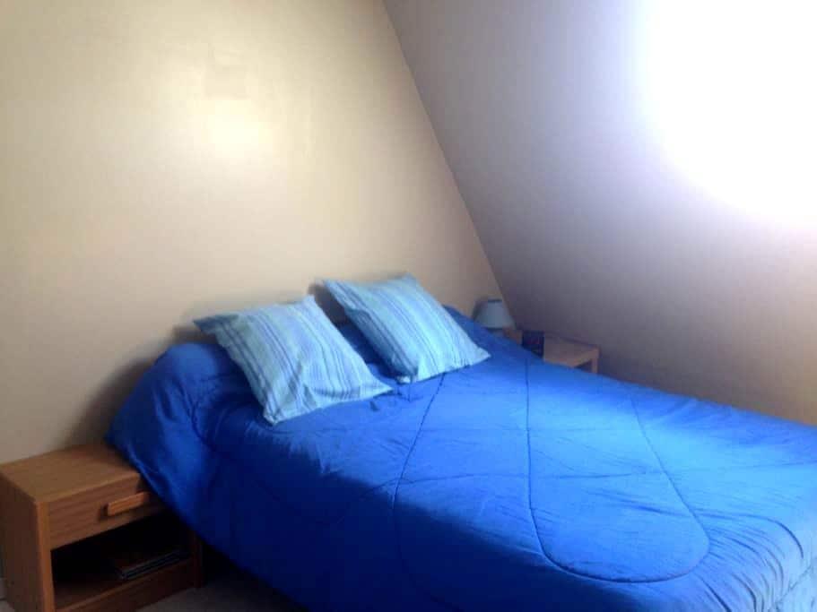 Chambre individuelle dans maison - Yvetot - Dom