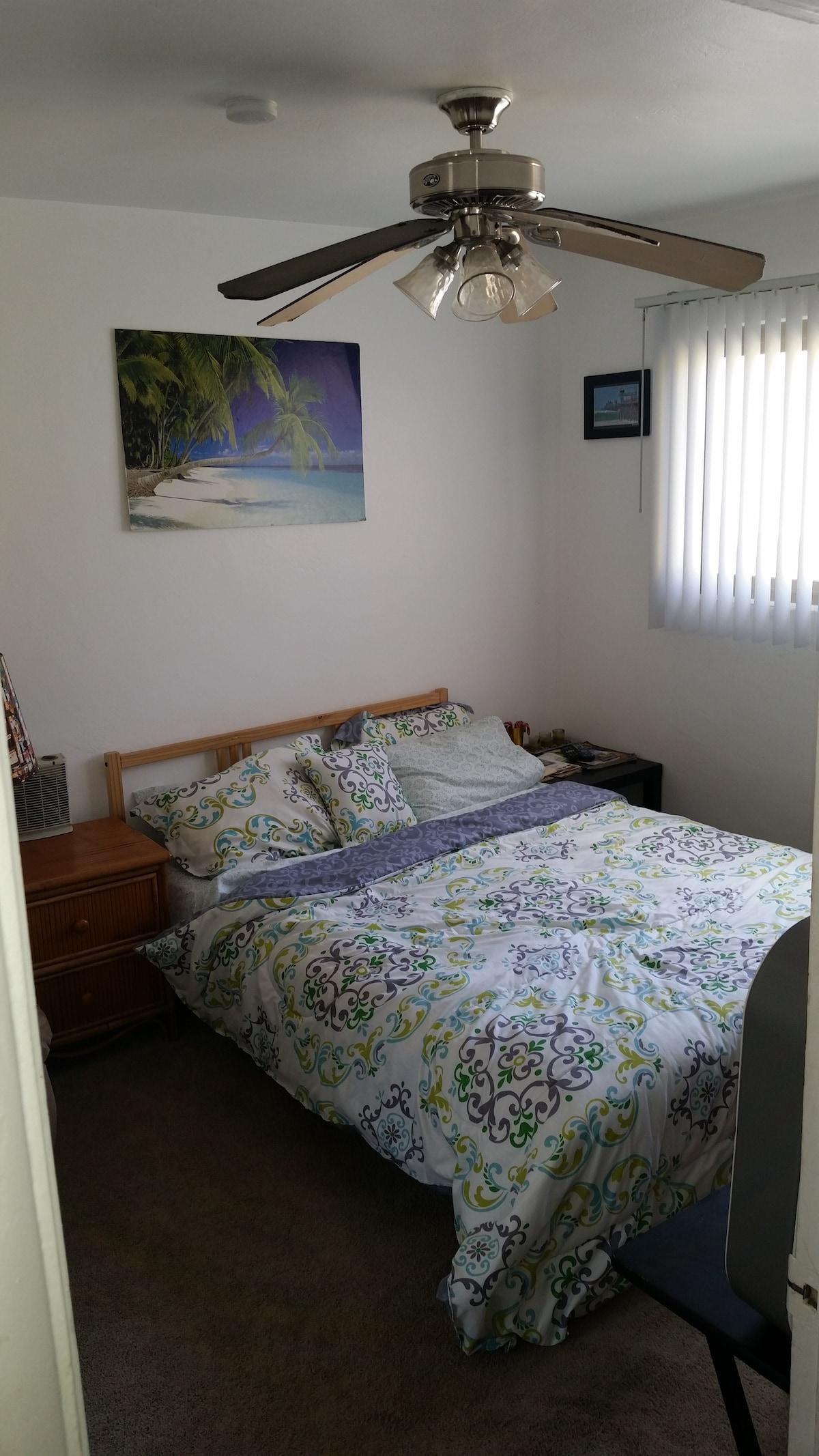 Second Room. Bed #2 Queen
