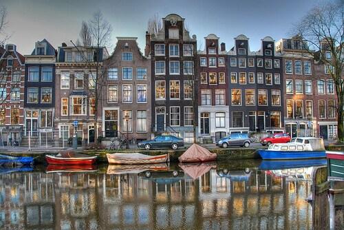 Canals of Amterdam