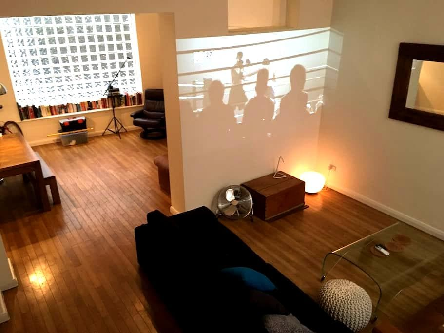 Great location, great space - Darlinghurst