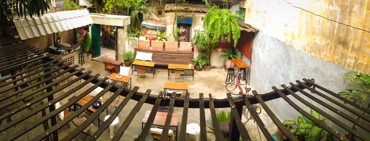 3HOUSE Khaosan Double bedroom No.5