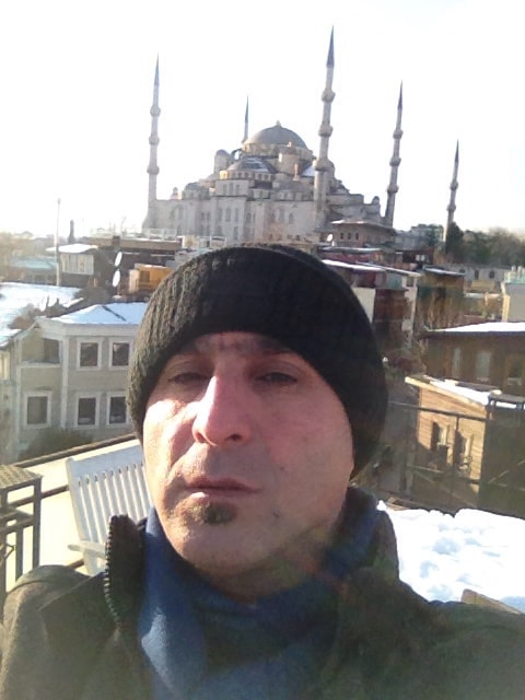 Metin from İstanbul