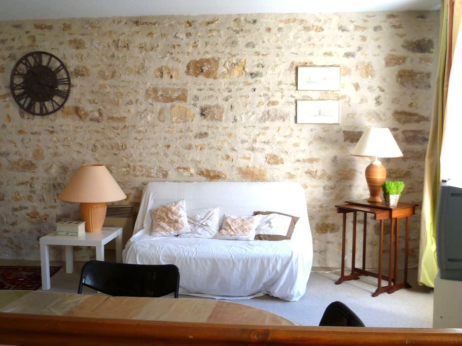 Studio dans village de la forêt de Fontainebleau - Recloses