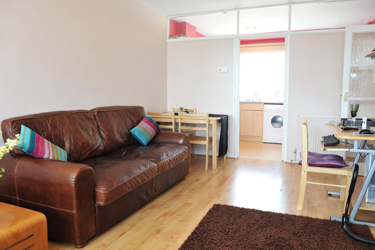 Quiet room for 1 female  London W2.