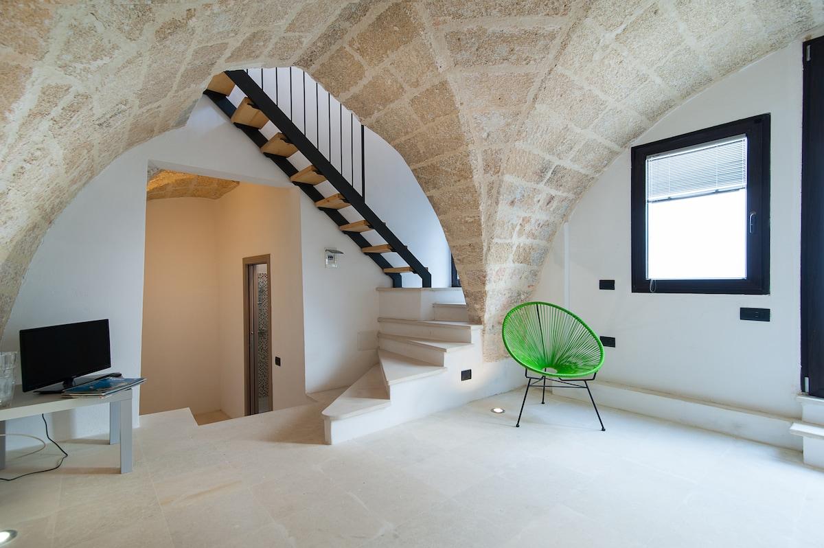 Tipica Casa Salentina-5km Gallipoli