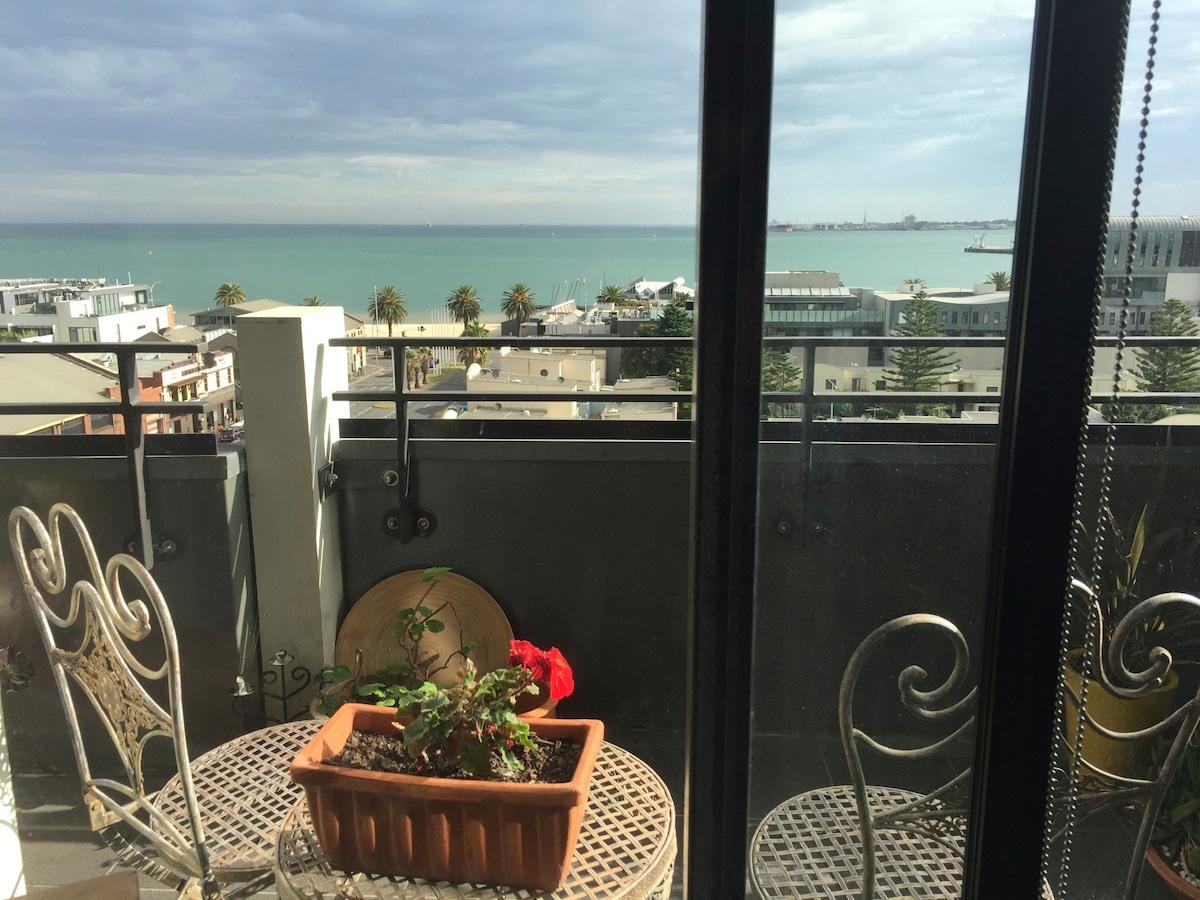 Bayside Apartment - Sea Views