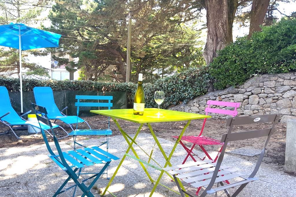 Joli appartement avec jardin 50 m de la mer - Pornichet - Appartamento