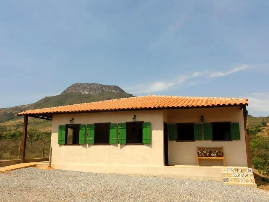 Suítes aconchegantes ao pé da Serra dos Alves MG - Itabira - Ev